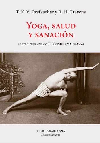 yoga salud y sanacion